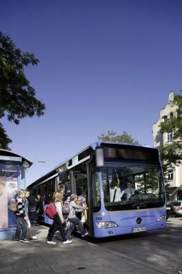Vergünstigtes Schulbus-Training von Daimler Buses