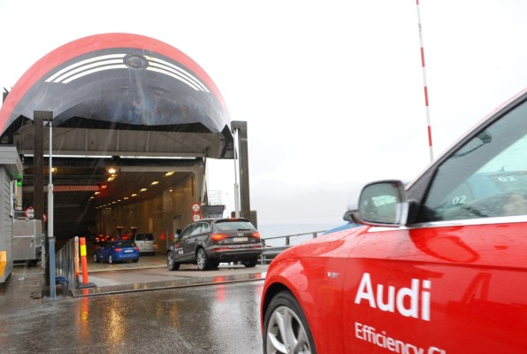 Video: Audi - Efficiency Challenge Tag 2