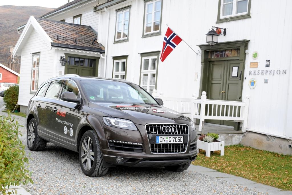 Video: Audi - Efficiency Challenge Tag 4