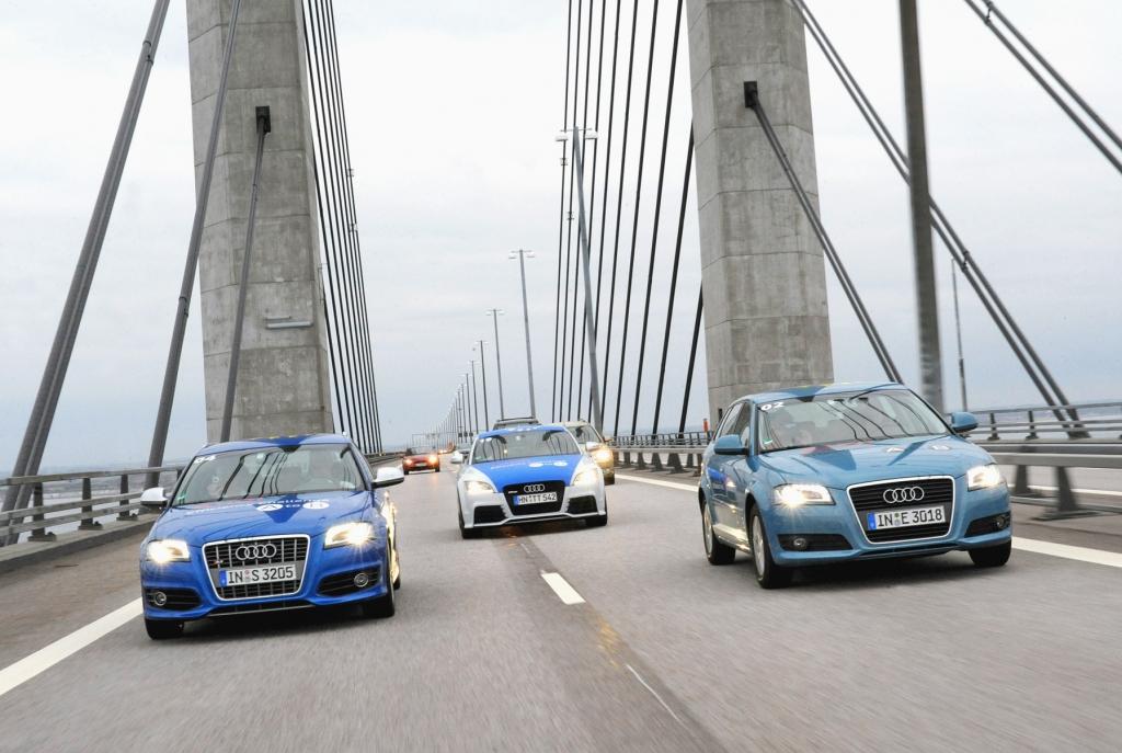 Video: Audi - Efficiency Challenge Tag 5
