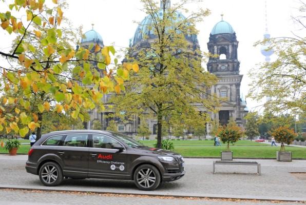 Video: Audi - Efficiency Challenge Tag 7