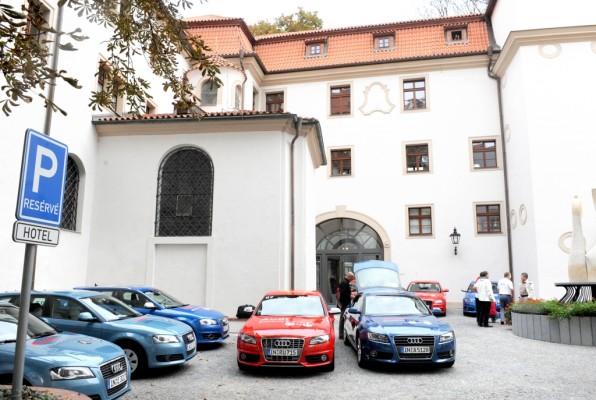 Video: Audi - Efficiency Challenge Tag 8