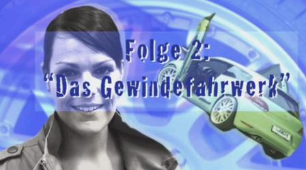 Video: Nancy und ihr Rocco - Veredelung eines Wolfsburgers (2/12)
