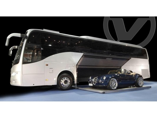 Volkner Mobil Performance Bus: Der Reise-Bus
