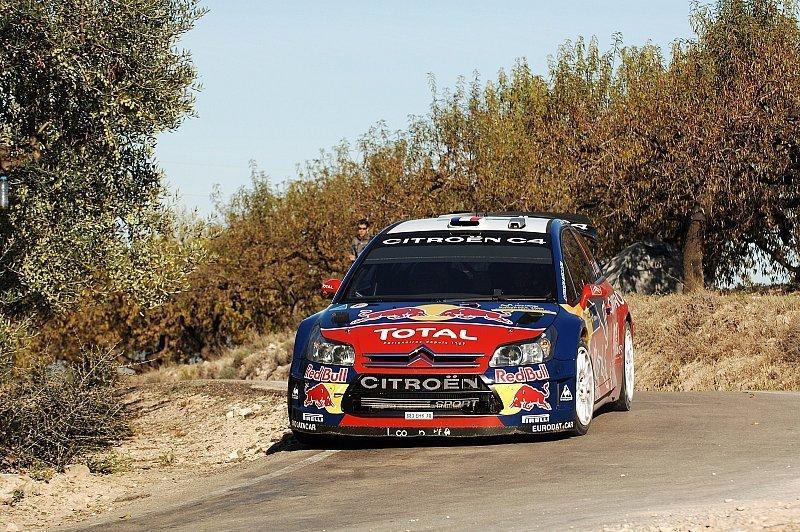 Vorschau Rallye Spanien: Der Rundkurs unter den Rallyes