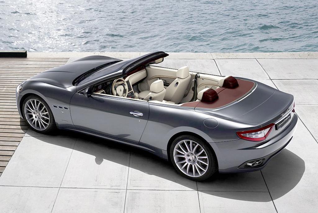 Vorstellung Maserati Gran Cabrio: Italienisches Frischluft-Vergnügen