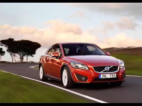 Vorstellung Volvo C30: Mit nur 3,9 Litern unterwegs