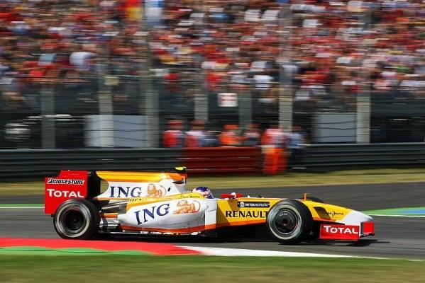 Zufriedenheit bei Alonso: Neue Ziele in Sicht