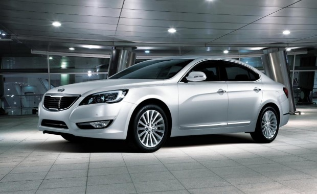 ''Cadenza'' heißt die neue Luxus-Limousine von KIA