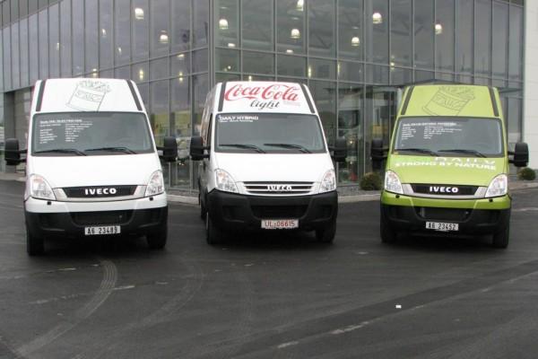 Überzeugend aber noch teuer: Der Iveco Daily als Elektro-Transporter