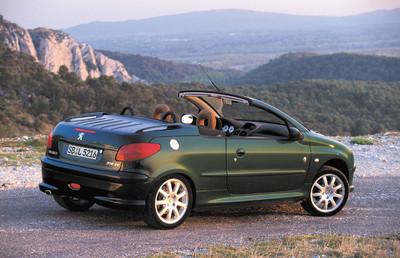 25 Jahre Sondermodelle von Peugeot