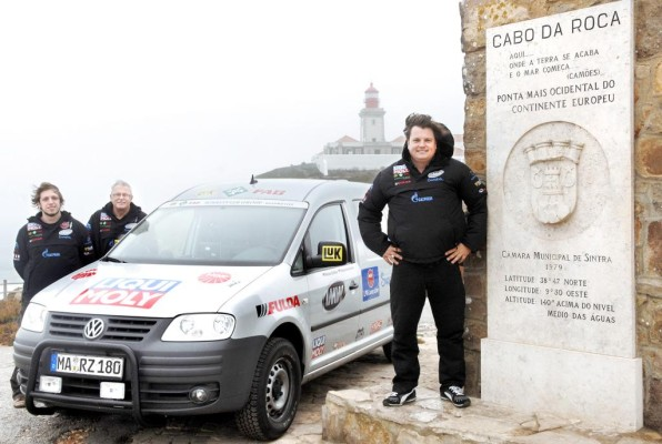 40.000 Kilometer Erdgas-Marathon gestartet