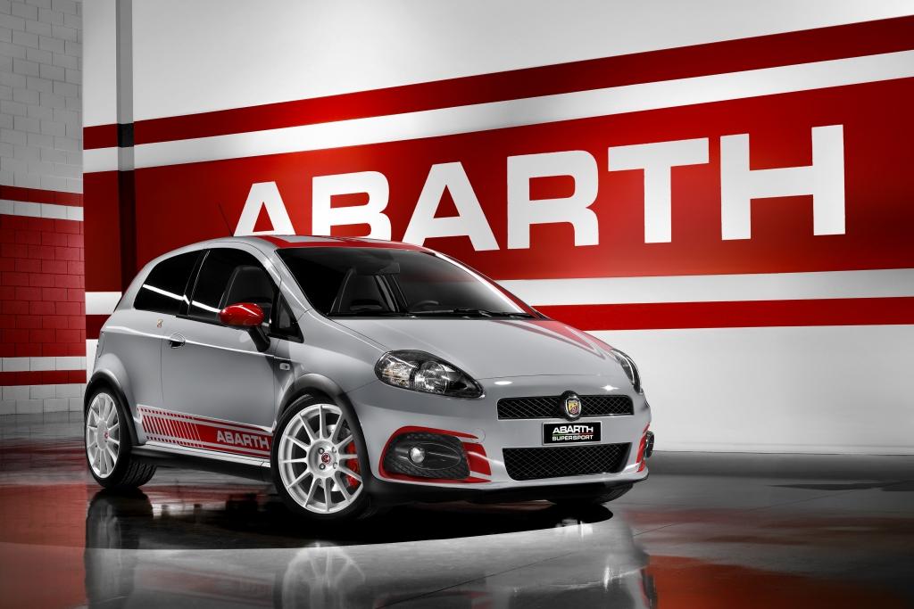 Abarth bringt Sondermodell Grande Punto Supersport - Bild(14)