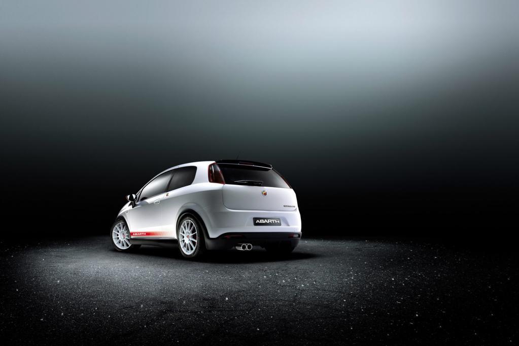 Abarth bringt Sondermodell Grande Punto Supersport - Bild(4)