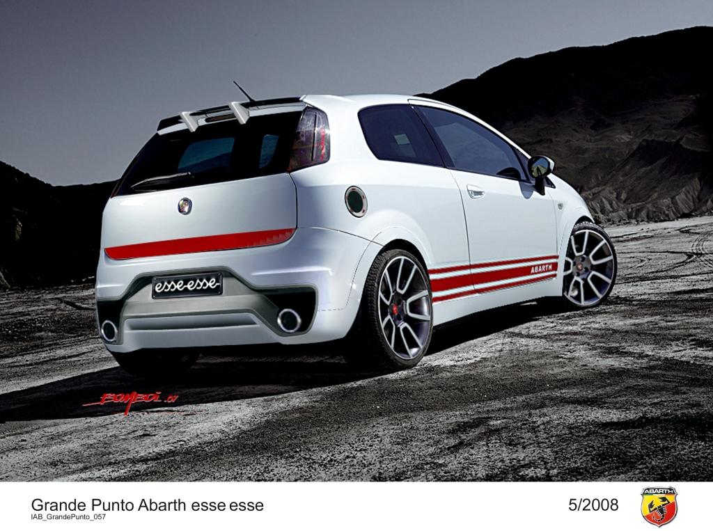 Abarth bringt Sondermodell Grande Punto Supersport - Bild(7)