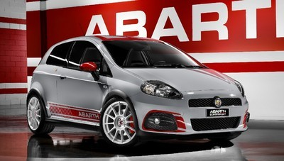 Abarth bringt Sondermodell Grande Punto Supersport