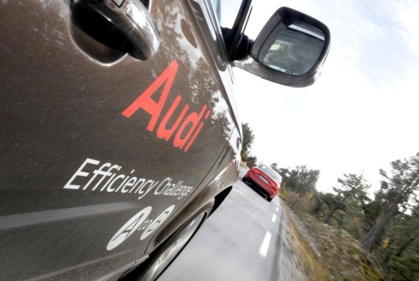 Audi Efficiency Challenge: Messbare Erfolge