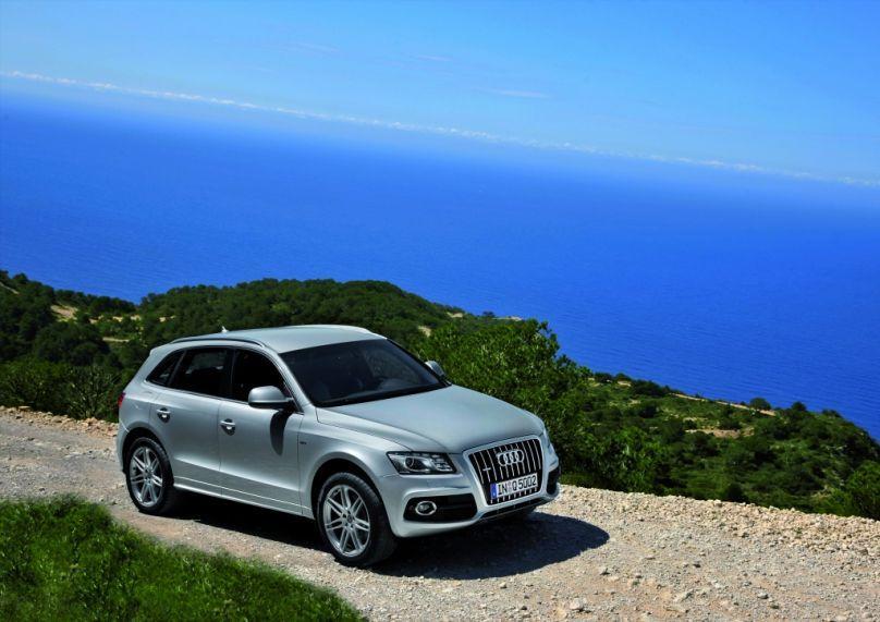 Audi Marktführer bei Fahrzeugen mit Allradantrieb im Premiumsegment