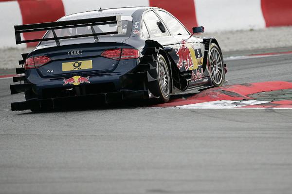 Audi im Training vorne: Scheider deutlich vor Paffett