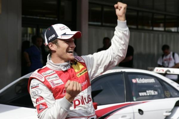 Audi steuert DTM-Titel an