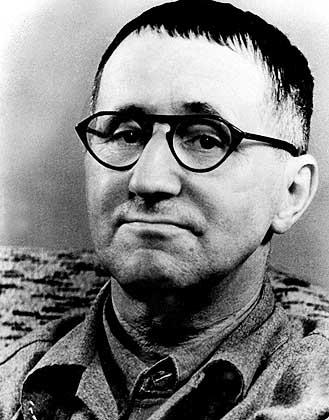 Bertolt Brecht war ein Autonarr