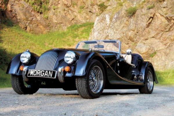 British Open: 100 Jahre Morgan