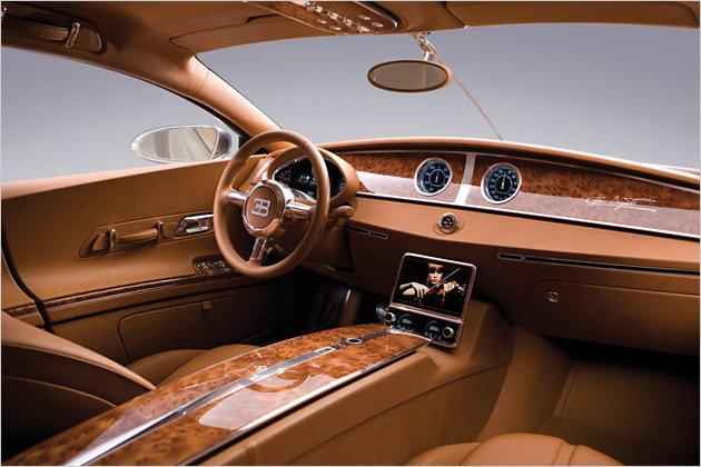 Bugatti zeigt stärkste Limousine der Welt