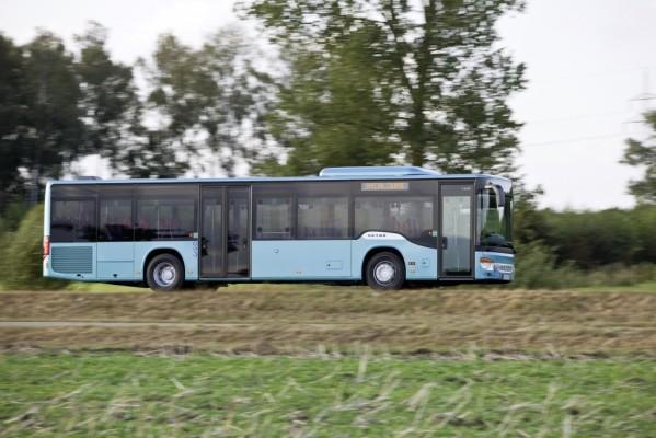 Busse von Setra für Straßburg