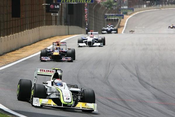 Button möchte gutes Ergebnis zum Abschluss: Barrichello peilt Vizeweltmeisterschaft an