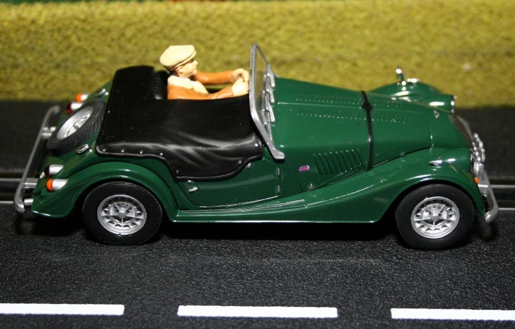 Carrera feiert mit zwei Modellen 100 Jahre Morgan