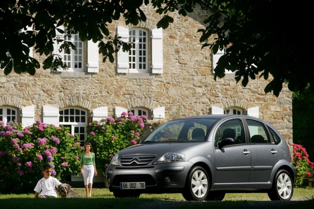 Citroen C3: Fröhlich fahren auf Französisch