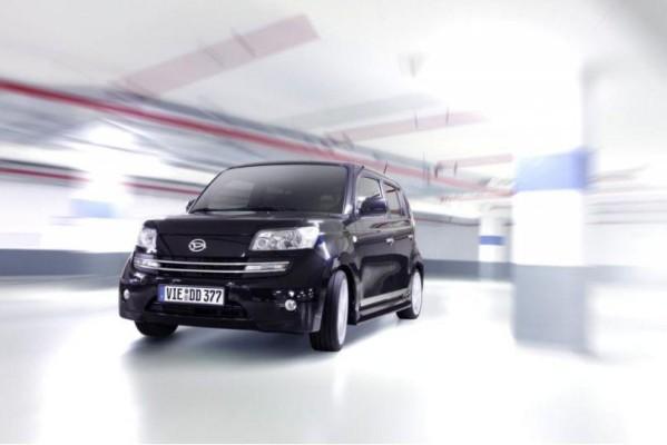 Daihatsu Materia ''black edition''