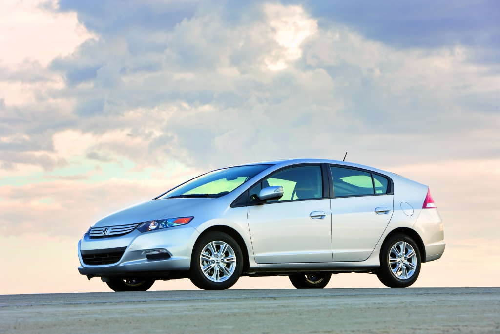 Der Cadillac unter den Hybridautos – Hondas Insight