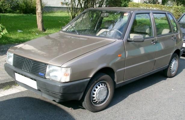 Der Fiat Uno