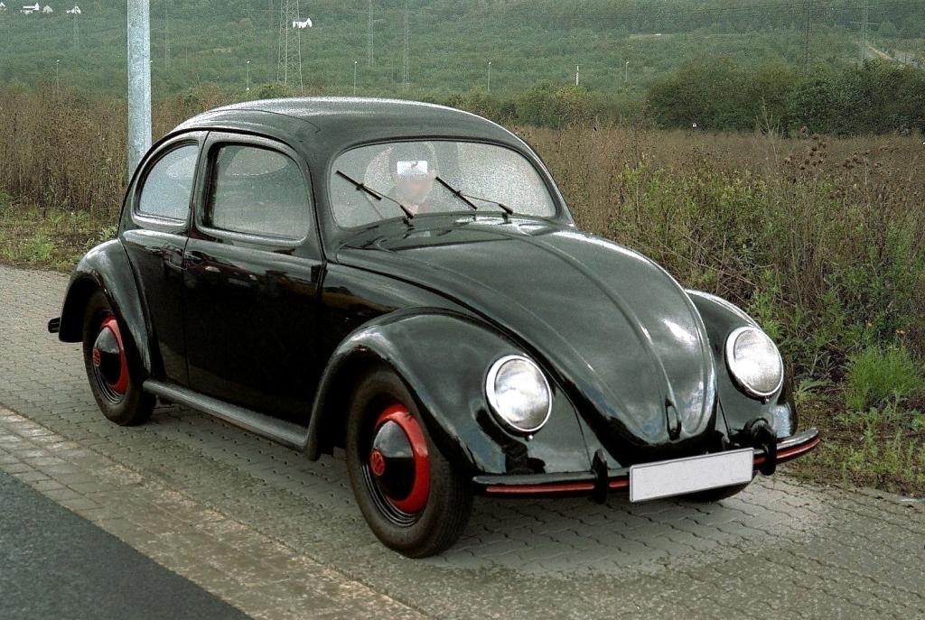 Der große Kleine- Der VW Käfer