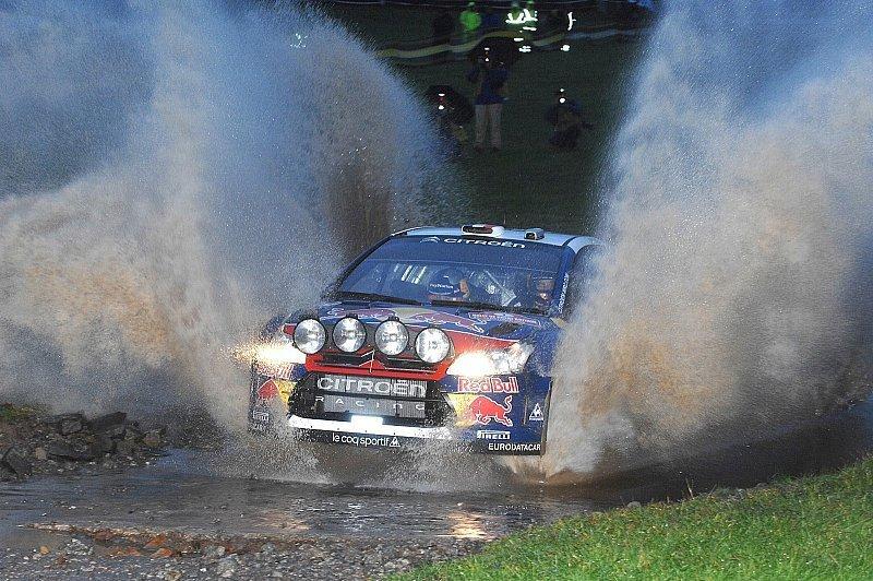 Der neue und alte Weltmeister Sébastien Loeb: Sébastien Loeb: Die Referenz