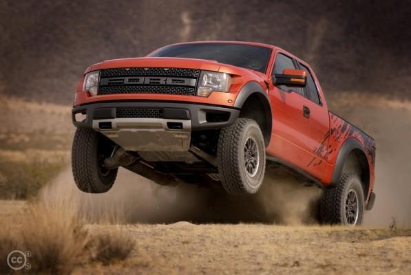 Die Amerikaner lieben den Ford F 150 immer noch