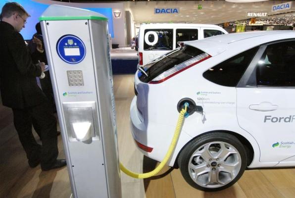 E-Autos noch lange nicht vorm Durchbruch