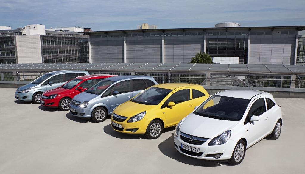 Echte Handarbeit ab Werk: 400.000 Spezialumbauten bei Opel