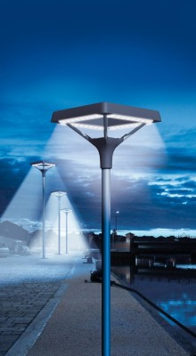 Eco-StreetLine-LED: Hella macht Licht!