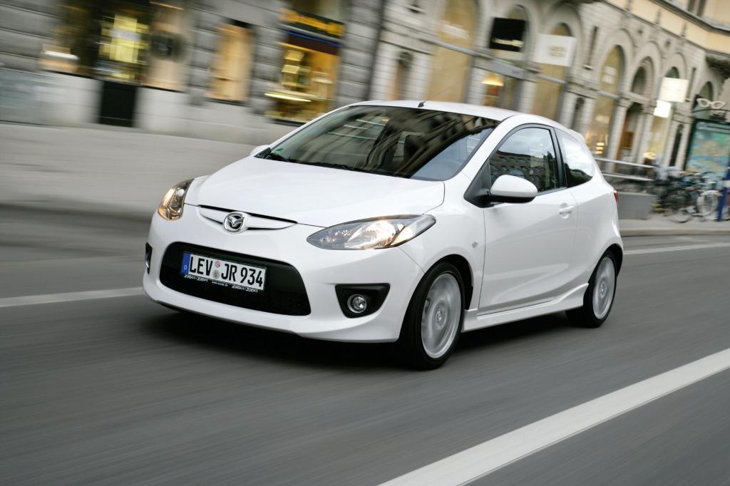 Eintauschprämie bei Mazda