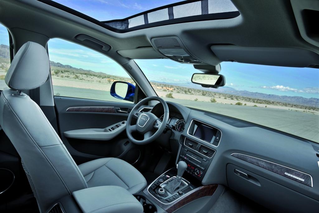 Fahrbericht Audi Q5: Besser als gut - Bild(15)
