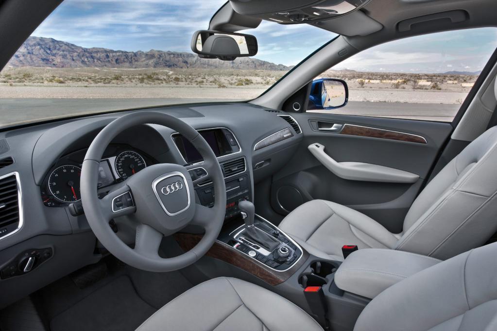 Fahrbericht Audi Q5: Besser als gut - Bild(4)
