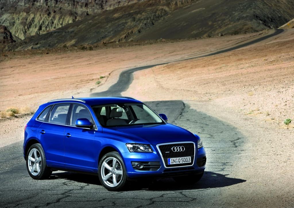 Fahrbericht Audi Q5: Besser als gut - Bild(8)