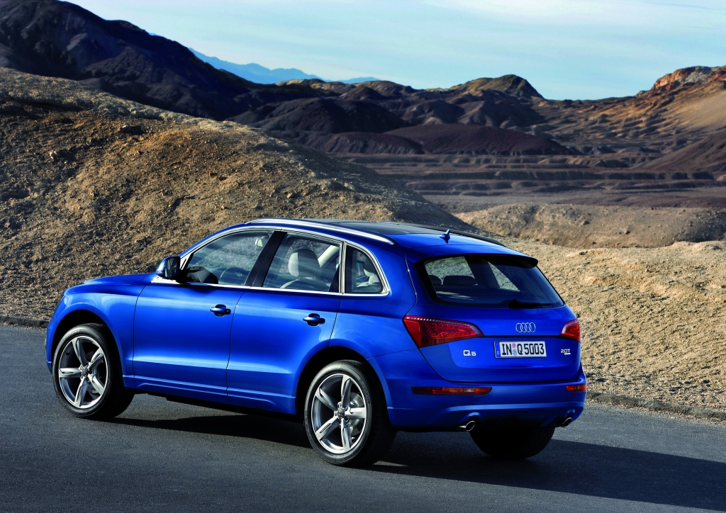 Fahrbericht Audi Q5: Besser als gut - Bild(9)