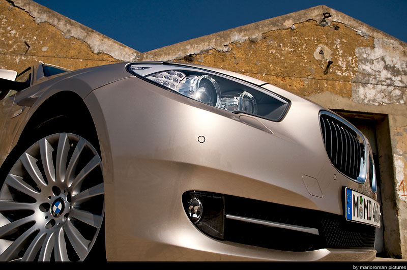 Fahrbericht BMW 5er Gran Tourismo – Die angenehme Art zu reisen