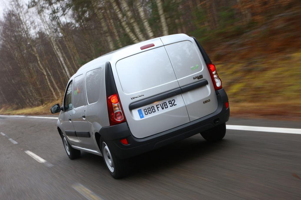 Fahrbericht Dacia Nutzfahrzeuge: Unschlagbares Preis-Leistungsverhältnis - Bild(4)
