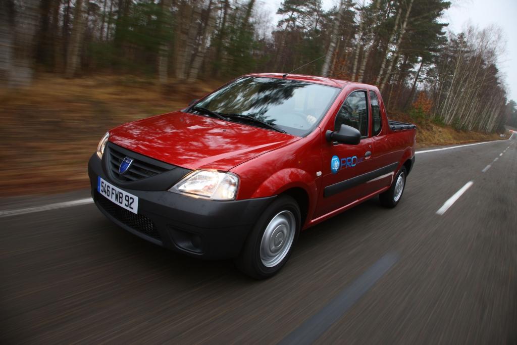 Fahrbericht Dacia Nutzfahrzeuge: Unschlagbares Preis-Leistungsverhältnis
