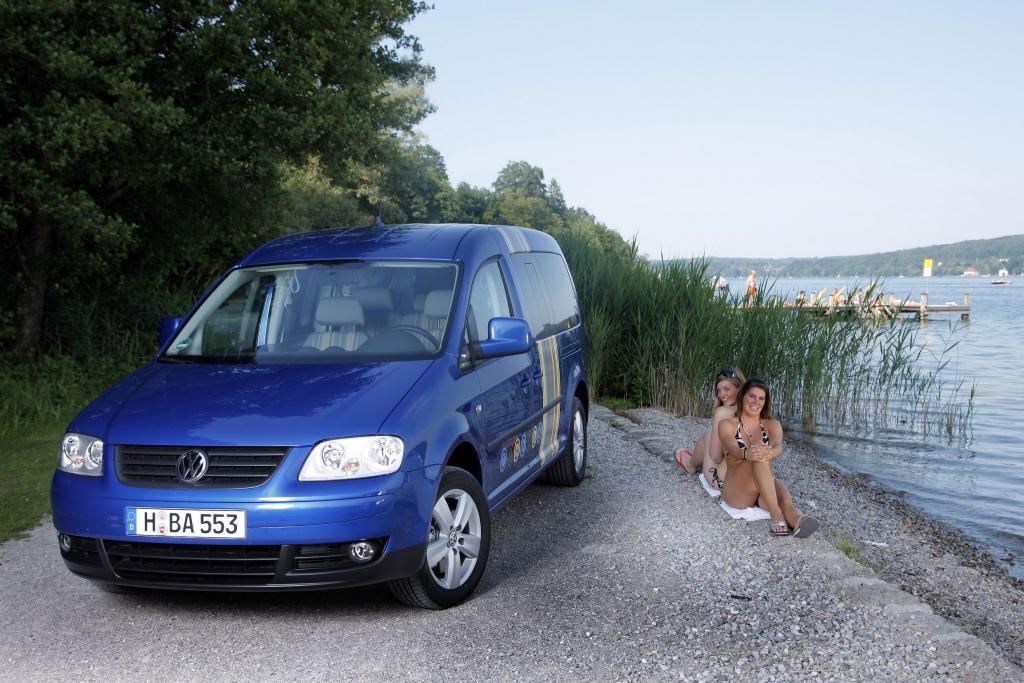 Fahrbericht VW Caddy Maxi Tramper Ecofuel: Spar-Urlaub für Flexible - Bild 10