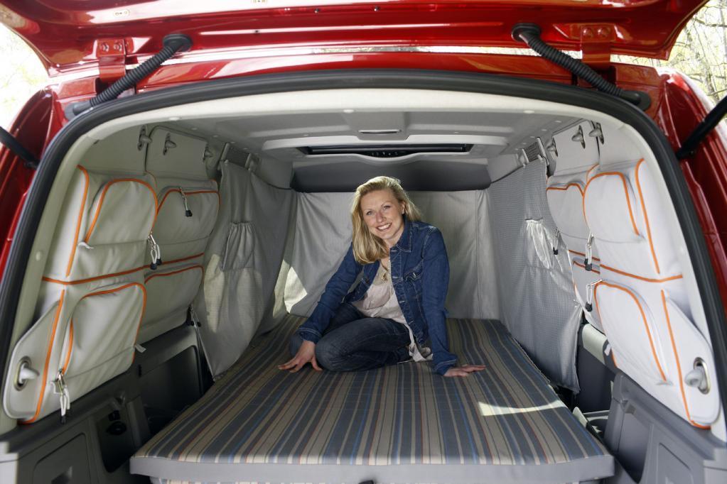 Fahrbericht VW Caddy Maxi Tramper Ecofuel: Spar-Urlaub für Flexible - Bild 5